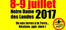 NDDL - Rassemblement de juillet 2017